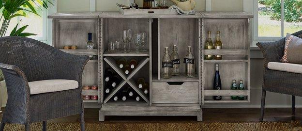 SubCat - Dining Buffet Bar Storage