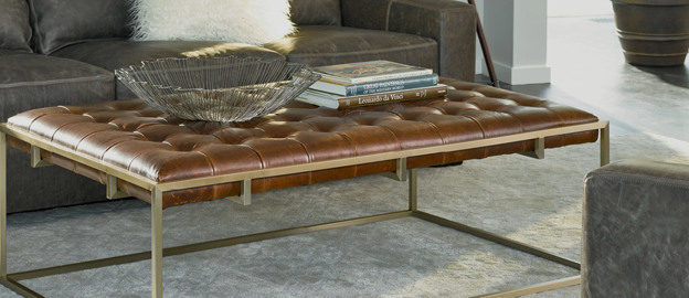 SubCat - Living Upholstery Ottomans
