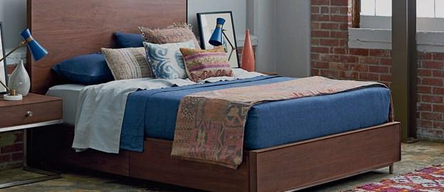 SubCat - Bedroom Beds Panel