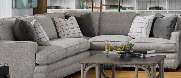 SubCat - Living Upholstery Sectionals